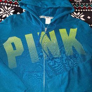 PINK VS Full Zip - Large